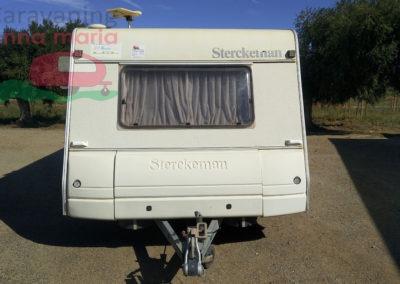 Caravana Sterckeman Alize 540 PE